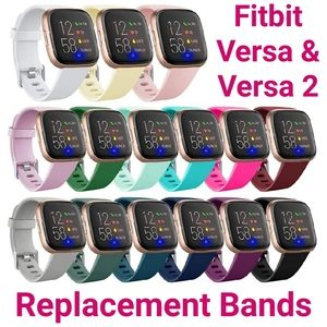 50% off!Replacement Bands | Fitbit Versa, 2, Lite